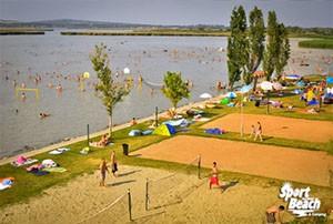 Pláž Sport Beach Gárdony