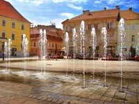 Győr náměstí