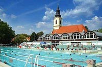 Kúpalisko a Hradné kúpele Gyula