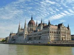 Město Budapešť
