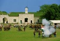 Pevnost Monostori erod