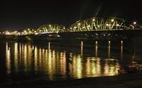 Alžbětin most na Dunaji Komárno - Komárom