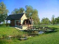 Lipót - vodný mlyn