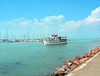 Siofok - Prístav