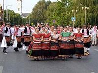 Mezőkövesd - Folklorní festival