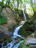 Vodopád potoka Szinva