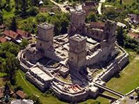 Miskolc Diósgyör - zrúcanina hradu