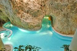 Jeskynní lázně Miskolctapolca