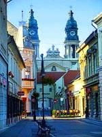 Pápa mesto
