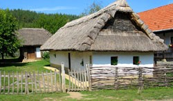 Dom Palóc ház