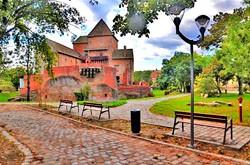 Simontornya - hrad