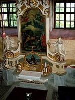 Kaplnka Sümeg