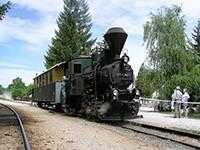 Lesní železnička Szilvásvárad