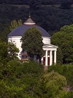 Kruhový kostel reformované církve - Szilvásvárad