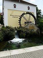 Mlynský rybník Tapolca