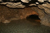 Jaskyňa v meste Tapolca