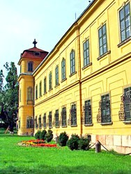 Palác Esterházy Tata