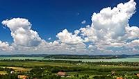Zamárdi a Balaton