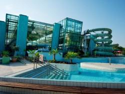 Aquasziget - Kúpalisko, aquapark a wellness Ostrihom