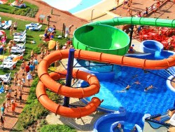 Balatonfüred – Aquapark a Wellnesspark Annagora Balatonfüred