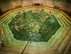 Turecké kúpele Eger Eger