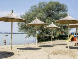 Pláž Gyenesi Lidóstrand Gyenesdiás