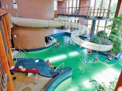 Rába Quelle liečebné, termálne a zážitkové kúpele Győr