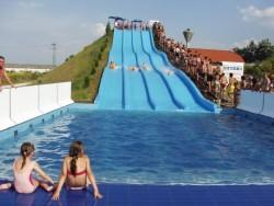 WF Szabadidőpark - areál voľného času s kúpaliskom Komárom
