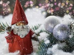 Vianoce v Bükfürdő