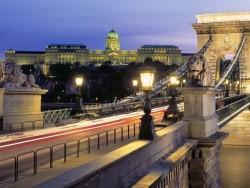 3 noci v Budapešti, Budapešť