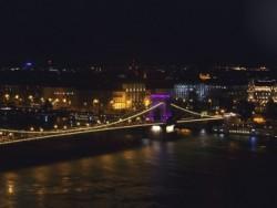 4 noci v Budapešti, Budapešť