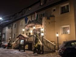 Advent a zimné prázdniny Miskolctapolca