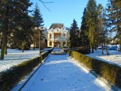 Rozprávkové zimné dni v Kaštieli