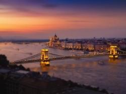 V Budapešti cez týždeň, Budapešť