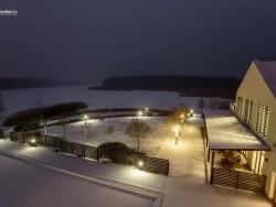 Vianoce pri jazere Tisza-tó 3