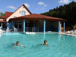 Thermal Park - Apartmán Villa Egerszalók